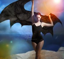 The bat by cylonka