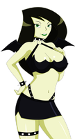 Shego Halloween by PervyAngel