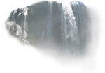 waterfall 01 PNG by heroys