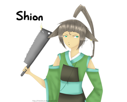 Shion by TheEditCat