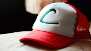 My Pokemon League Expo Hat by snapshot19