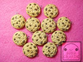 Chocolate Chip Cookies by efeeha