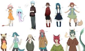 I have too many ocs the musical by lambun