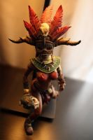 witch doctor wip - baked by lilamiez