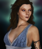 GoT: Margaery Tyrell by Savvid