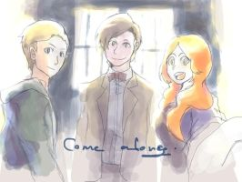 Come along... by tunaniverse