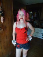 Summer Harley no make up by KaylaKakashi