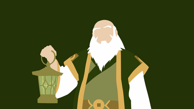 Iroh Wallpaper by DamionMauville