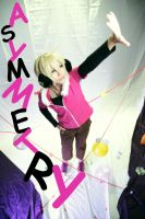 ASYMMETRY - Kagamine Len 3 by 17th-Jokers