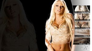 Kelly Kelly - WWE Wallpaper by 0PT1C5