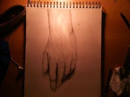 hand drawing by AngelinaRodrigues