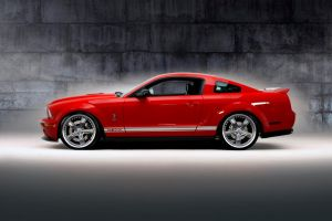 RedWhite GT500 by lovelife81