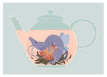 Blooming Tea by strangelykatie