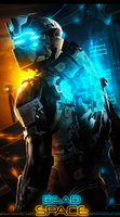 Dual Tone Dead Space by StormShadownGFX