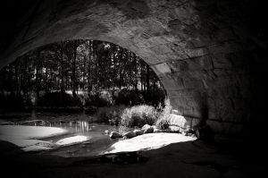 Under the bridge by mabuli