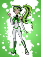 Human OV Omnitrix by CheshireP