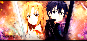 Sword Art Online by Bercikovsky