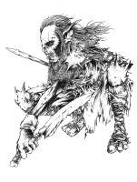 orcs by harveytsketchbook