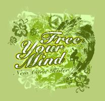 Free Your Mind by jonthander