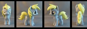 Filly Derpy by krowzivitch