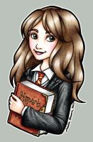 Hermione Granger by Jessica-Tanner