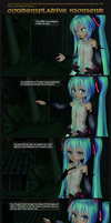 MMD Psalm 23 by Trackdancer