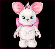 Vinylmation - Marie by PurePeachy