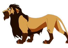 Single Lion adoptable 8 [CLOSED] by horse-power