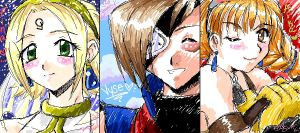 Skies of Arcadia Oekakis by eeveelover