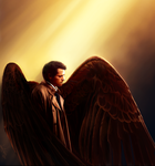 Castiel by AmandaTolleson