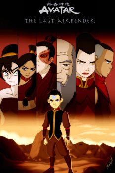ATLA - Red is the Theme by SparkyX