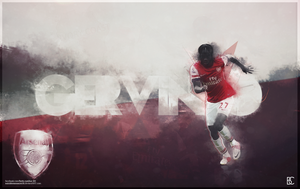 Gervinho by suicidemassacre16