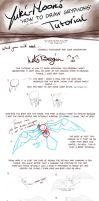 How to draw a Gryphon by Yuki-Moon