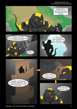 Supremacy - The story of Rex (page 16) by Spere94