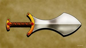 Gladi Short Sword by jubs916