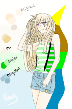 APH - summer vacation by RiceStalker