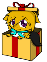 You're your present by Tukari-G3