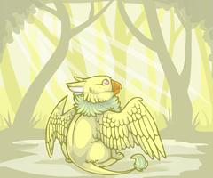Baby Eyrie by Draxorr