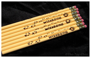 Wishbone - PBS Promotional Pencils by The-Toy-Chest