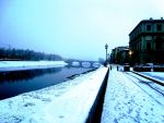 Snow in Florence by Speedie95