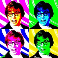 Austin Powers in pop by real-maximus