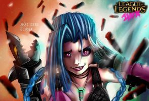 GET JINXED - LOL by Amai-Gee