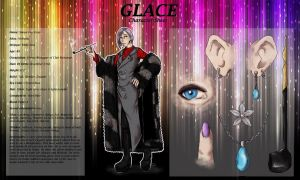 GLACE Character Sheet - by Sketchymaloo