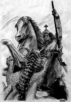 St. George by manuelgarcia