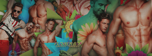 Flower Boy Ft Pr1nc33s Hot Guy Proyect by OhMyFuckingArt