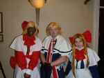 Katsucon 2015 - 06: Alice and her dolls. by Scarlet-Impaler