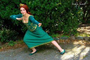 Princess Fiona Cosplay by ASCosplay