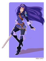 Lucina by AppiDraws