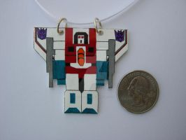 Starscream Pendant by Letohatchee