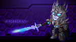 Arthas by Leto4rt